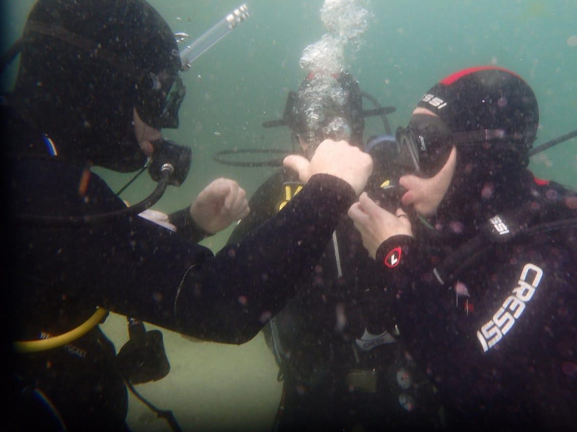 Discover Scuba Diving Islas Cíes