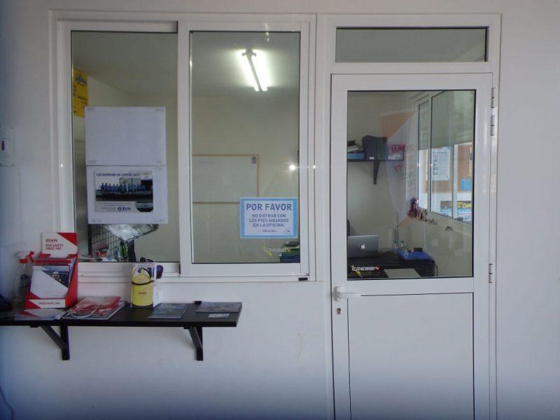 Centreo de Buceo en Pontevedra - Oficina