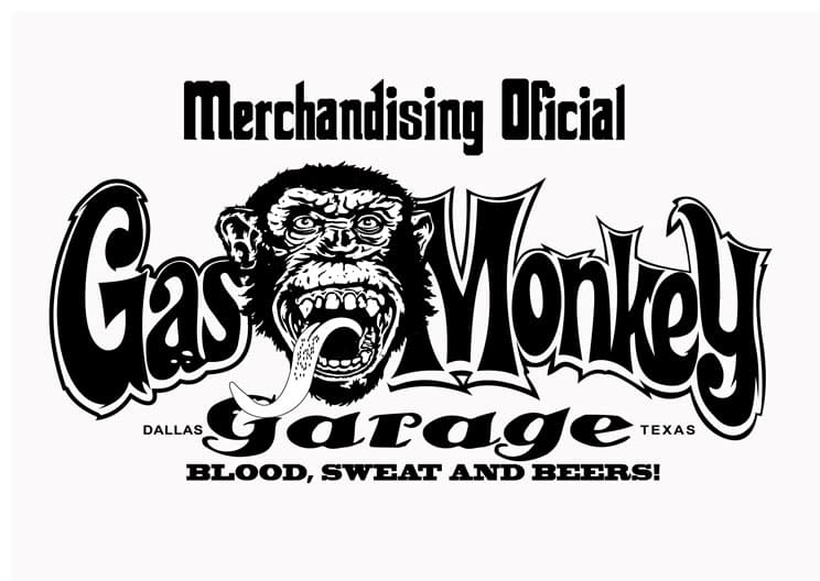 gas monkey merchandising